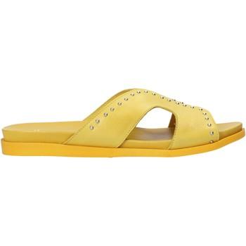 Boty Ženy Dřeváky Sshady MRT233 Žlutá