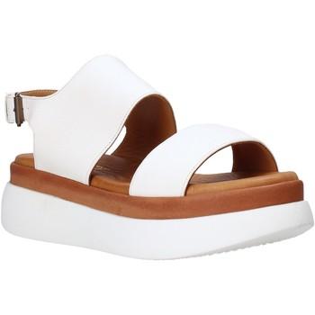 Boty Ženy Sandály Sshady L2205 Bílý