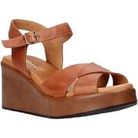 Boty Ženy Sandály Sshady L2503 Hnědý