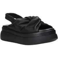 Boty Ženy Sandály Sshady L2210 Černá