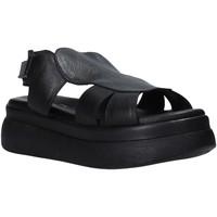 Boty Ženy Sandály Sshady L2213 Černá