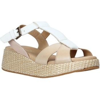 Boty Ženy Sandály Sshady L2404 Béžový