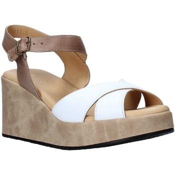 Boty Ženy Sandály Sshady L2503 Bílý