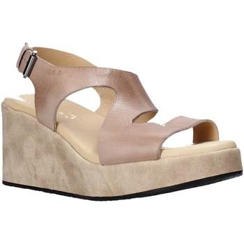 Boty Ženy Sandály Sshady L2505 Hnědý