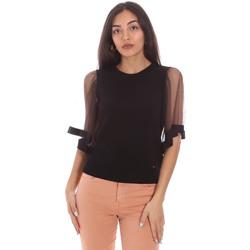 Textil Ženy Halenky / Blůzy Gaudi 111FD53002 Černá