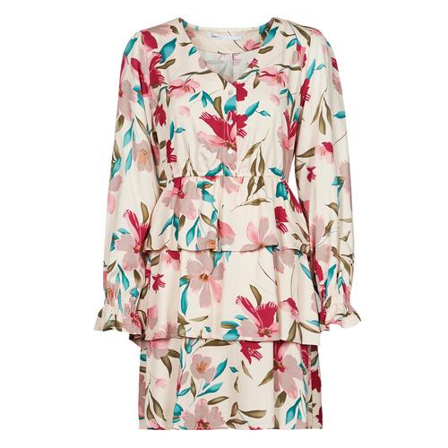 Textil Ženy Krátké šaty Only ONLALMA Růžová