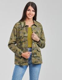 Textil Ženy Saka / Blejzry Only ONLALLY Zelená