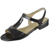 Boty Ženy Sandály Ara Ega S Highoft Černé