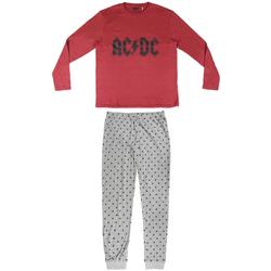 Textil Muži Pyžamo / Noční košile Ac/dc 2200004849 Rojo