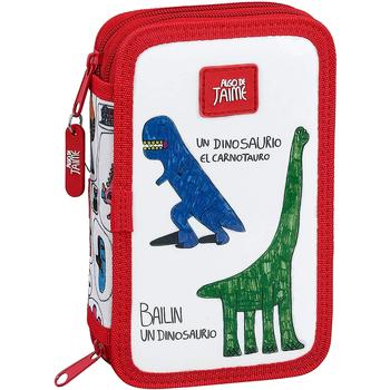 Taška Chlapecké Taštičky Algo De Jaime 411955854 Rojo