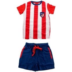 Textil Muži Pyžamo / Noční košile Atletico De Madrid 100-378 Rojo