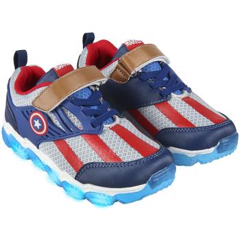 Boty Chlapecké Nízké tenisky Avengers 2300004621 Azul