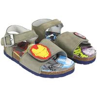 Boty Chlapecké Sandály Avengers 2300003858 Gris