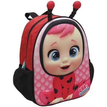 Taška Dívčí Batohy Bebes Llorones MC-201-CR Rosa