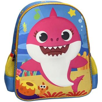 Taška Dívčí Batohy Baby Shark MC-02-BS Multicolor