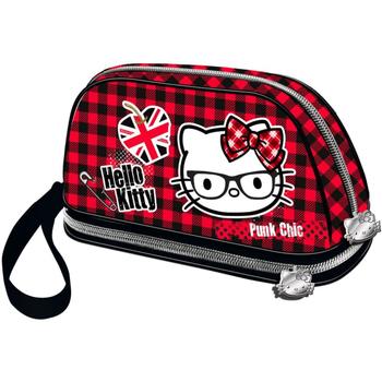 Taška Ženy Taštičky Hello Kitty 41631 Rojo