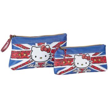 Taška Ženy Taštičky Hello Kitty 45431 Azul