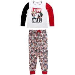 Textil Ženy Pyžamo / Noční košile Joker 833-438 Blanco