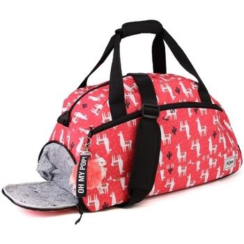 Taška Ženy Sportovní tašky Oh My Pop 39162 Rosa