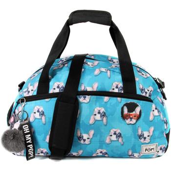 Taška Ženy Sportovní tašky Oh My Pop 39235 Azul