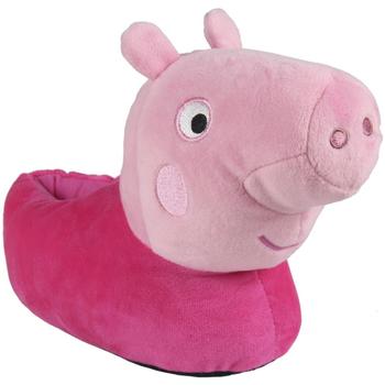 Boty Dívčí Papuče Peppa Pig 2300004206 Rosa