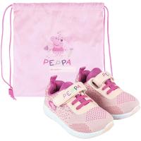 Boty Dívčí Nízké tenisky Peppa Pig 2300004618 Rosa