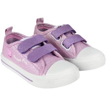Boty Dívčí Nízké tenisky Peppa Pig 2300004340 Rosa