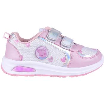 Boty Dívčí Nízké tenisky Peppa Pig 2300004719 Rosa