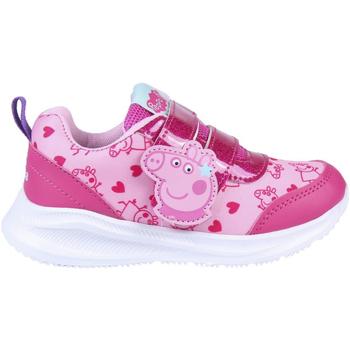 Boty Dívčí Nízké tenisky Peppa Pig 2300004729 Rosa