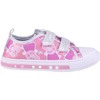 Boty Chlapecké Nízké tenisky Peppa Pig 2300004709 Rosa