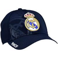 Textilní doplňky Muži Kšiltovky Real Madrid RM3GO12 NAVY Azul