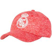 Textilní doplňky Kšiltovky Real Madrid RMG018 CORAL MELANGE Rojo
