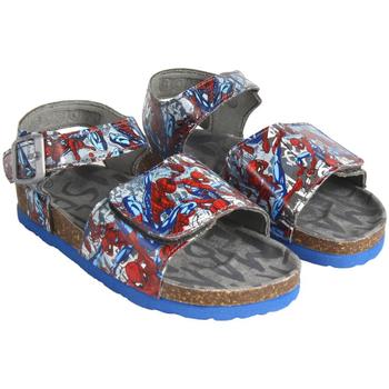 Boty Chlapecké Sandály Spiderman 2300003857 Gris