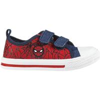 Boty Chlapecké Nízké tenisky Spiderman 2300003634 Rojo