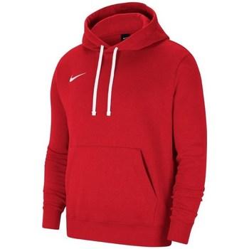 Textil Chlapecké Mikiny Nike JR Park 20 Fleece Červené