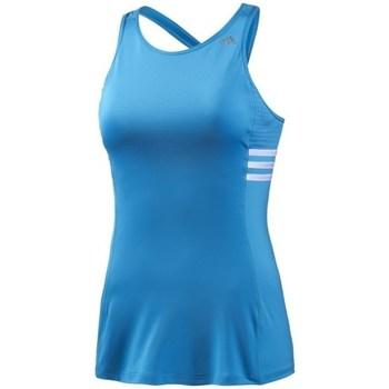 Textil Ženy Tílka / Trička bez rukávů  adidas Originals CT Bra Tank Modré