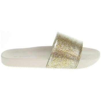 Boty Ženy pantofle Zaxy 8244090287 Bílé, Zlaté