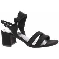 Boty Ženy Sandály Marco Tozzi 222830024001 Černé