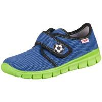 Boty Děti Nízké tenisky Superfit Bobby Water Kombi Textil Modré