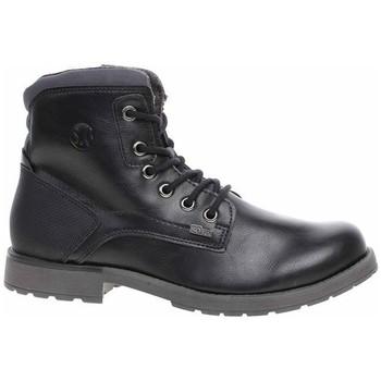 S.Oliver Kotníkové boty 551520923214 - Černá