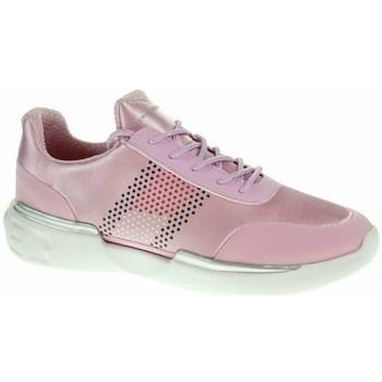 Boty Ženy Nízké tenisky Tommy Hilfiger FW0FW03895 Růžové