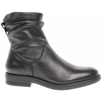 S.Oliver Kotníkové boty 552535725001 - Černá