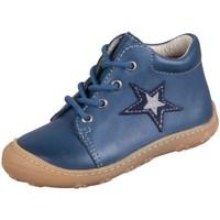 Boty Děti Kotníkové boty Ricosta Romy Modré