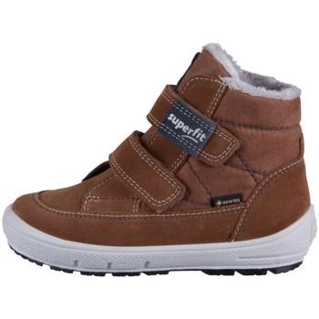 Boty Děti Zimní boty Superfit Groovy Hnědé