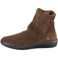 Boty Ženy Kotníkové boty Softinos P900550008 Hnědé