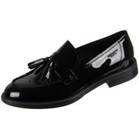 Boty Ženy Mokasíny Vagabond Shoemakers Amina Black Lack Černé