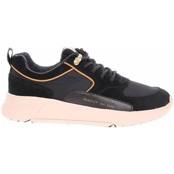 Boty Ženy Nízké tenisky Gant Cocoville Černé, Růžové