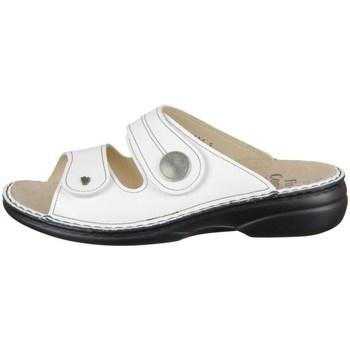 Boty Ženy Dřeváky Finn Comfort Sansibar Bílé