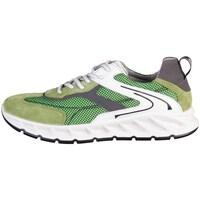 Boty Muži Nízké tenisky IgI&CO Santos Šedé, Zelené