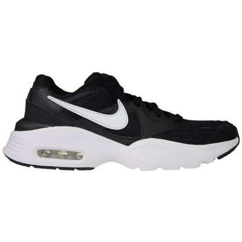 Boty Ženy Nízké tenisky Nike Air Max Fusion Černé